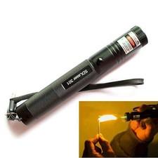 Pointeur Laser Puissant Avec Une Puissance De 5MW