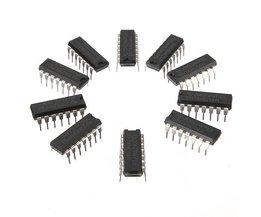 SN74HC14N IC Chip Schmitt Trigger 10 Pieces