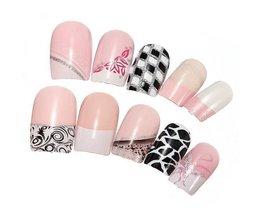 Glitter Acrylique Nails