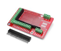Protection Board Pour Raspberry Pi 2B Et B +