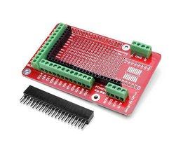 Protection Board Pour Raspberry Pi 2B Et B +