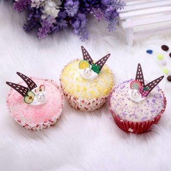 Faux Cupcake