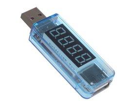 USB Multimètre