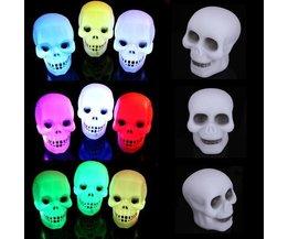 Crâne LED (5 Pieces)