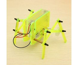 Jin Bricolage Insectes Robots Jouets