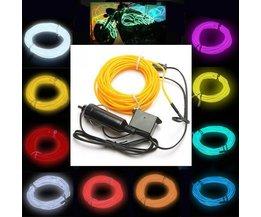 EL Câble De 3 Mètres