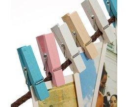 Petits Pins Pour Photos Et Cartes (20 Pièces)