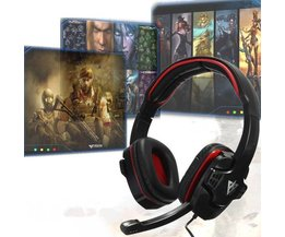 Gaming Headset LED USB