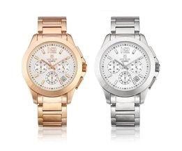 Wristwatch Avec Date