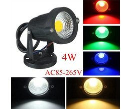 Éclairage LED Pour Des Couleurs En Plein Air