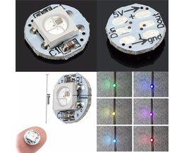 LED PCB Module 5V RVB