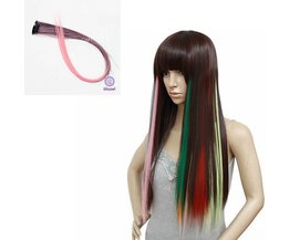 NAWOMI Hair Extensions En Rose