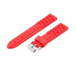 Bracelet En Silicone (18 Mm 20Mm)