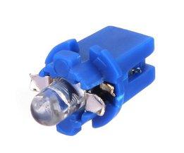 Tableau De Bord LED LED Light Blue Pour Voiture