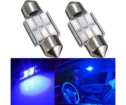 Plaque LED Canbus Lumière