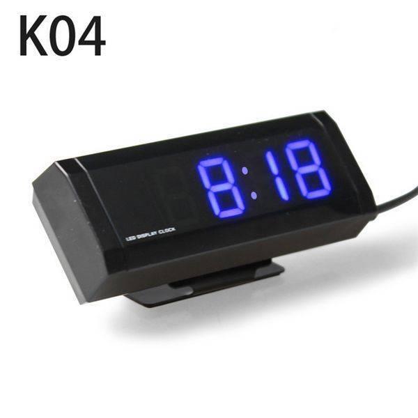 digital clock voiture en ligne je myxlshop. Black Bedroom Furniture Sets. Home Design Ideas
