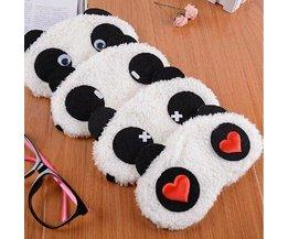Masque De Sommeil Panda Commander