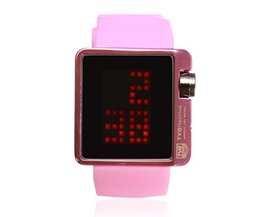 TVG LED Watch Silicone