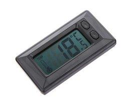 Voitures Numériques De Température Avec Écran LCD