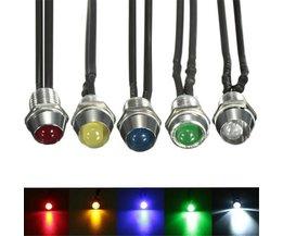 LED Dashboard Lumière