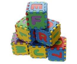 Colorful Foam Alphabet Puzzles Pour Les Petits Enfants