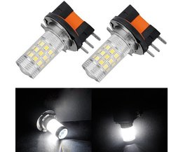 H15 Lampes 2835SMD 36LED Pour Phare / Brouillard
