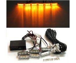 Feux D'Avertissement LED
