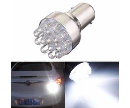 Lamp For A BAY15D Socket