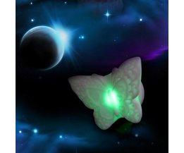 Veilleuse Avec Le Papillon