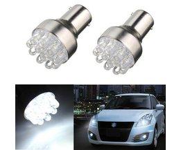 BA15S Lampe LED