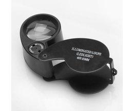 Magnifier Avec LED