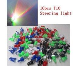T10 Ampoules Pour Voiture Ou Moto