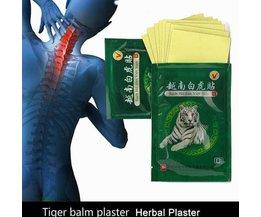 Tiger Balm Plâtres 8 Pieces