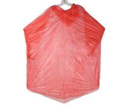 Imperméable Poncho De Pluie En Plastique
