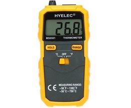 Thermomètre Numérique HYELEC