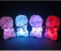 LED Veilleuse Avec 7 Couleurs