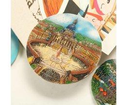 Magnets Avec Peinture
