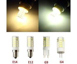 Ampoule Lumière Blanche Chaude 3,5 W