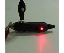 Cigarette Briquet Avec La Lumière LED