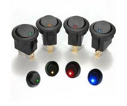 Commutateur D'Éclairage Automatique Avec LED