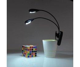 LED Light Reading