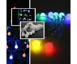 LED Lumière Balls