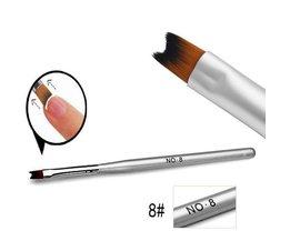 Pen Pour Nails