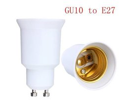GU10 Pour E27 Adaptateur