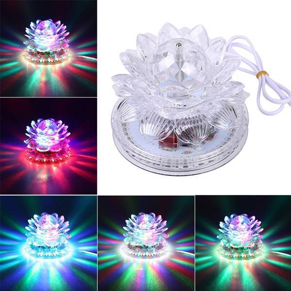 Disco Eclairage Led Lotus I Myxlshop Powertip
