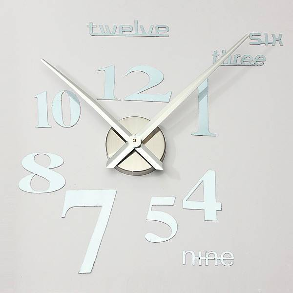 acheter horloge murale design je myxlshop. Black Bedroom Furniture Sets. Home Design Ideas