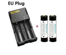 Nitecore Chargeur De Batterie