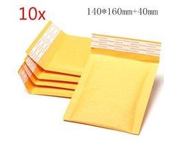 Plastic Bubble Enveloppes 160X40Mm