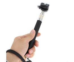 Extensible 110Cm Pour Appareil Photo Perche À Selfie