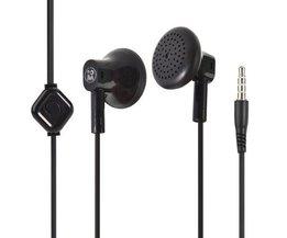 Écouteurs Intra-Auriculaires Avec Microphone